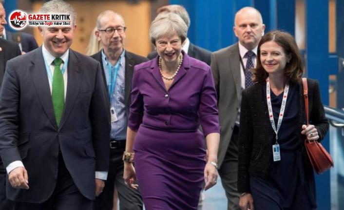 Britanya'da iktidar partisi genel merkez binasının kirasını ödemekte zorlanıyor