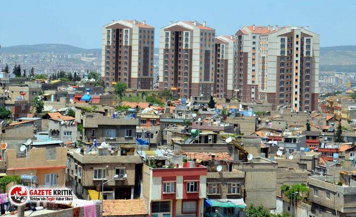 Çevre ve Şehircilik Bakanlığı tarafından kentsel dönüşüm ihtiyacı olan bölgelerin kendilerine bildirilmesi için 81 ildeki valilere genel gönderdi.