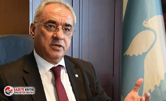 DSP Başkanı Önder Aksakal: İmamoğlu'nun desteklenmesi teklifi parti meclisinde iki kere reddedildi