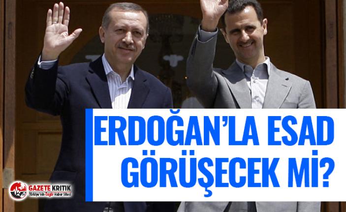 Esad: Erdoğan'la görüşmeye hazırız
