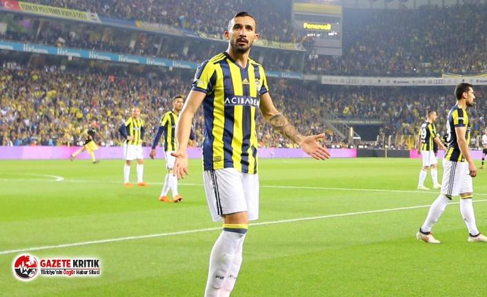 Fenerbahçe taraftarının ıslıkladığı Mehmet Topal, Ersun Yanal'a tepki gösterdi