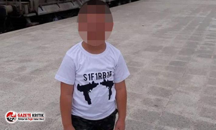 Hastane bahçesinde erkek çocuğuna elle taciz iddiası