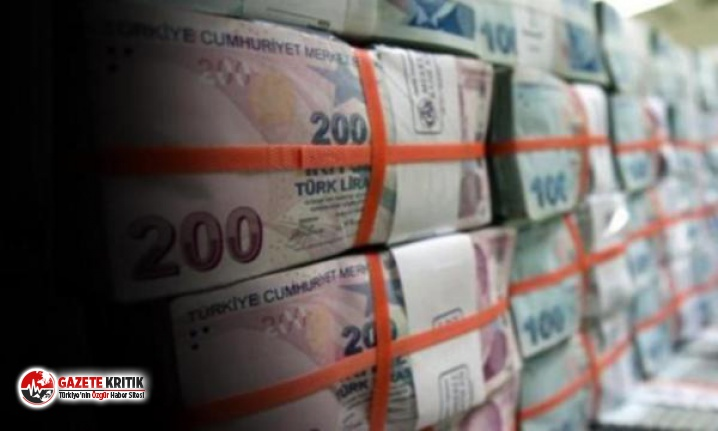 Hazine 7.6 milyar lira borçlandı