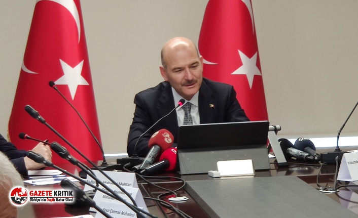İçişleri Bakanı Soylu: İstanbul'da ilginç bir şey oldu