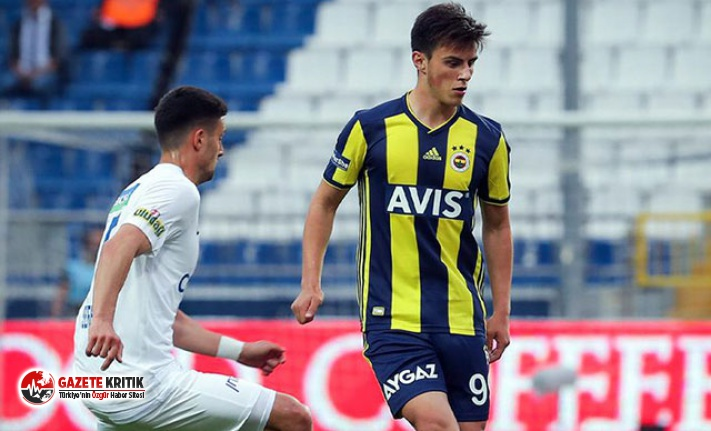 Kasımpaşa - Fenerbahçe: 1-3