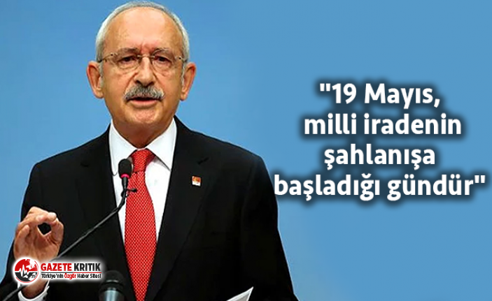 Kemal Kılıçdaroğlu: Tek adam rejiminin gölgesinde ülkemizin kazanımlarının önemli bir bölümü tehdit altında
