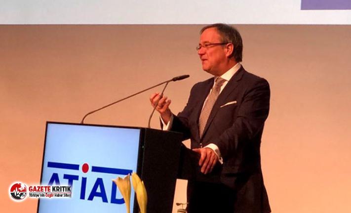KRV Başbakanı Laschet: Türkiye, Avrupa'nın muhtaç olduğu anahtardır
