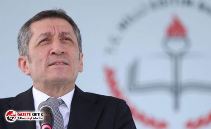 Milli Eğitim Bakanı Ziya Selçuk'tan matematik dersi açıklaması