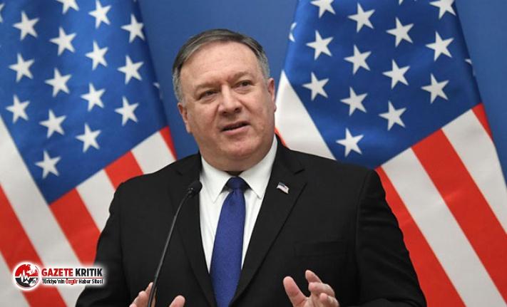 Pompeo: Çin ABD ulusal güvenliğine tehdit oluşturuyor
