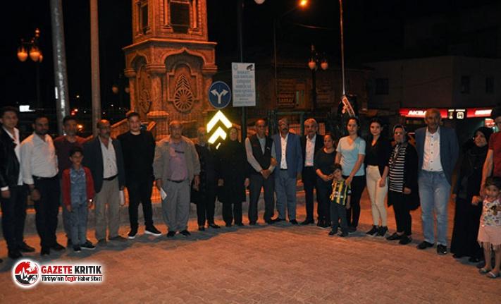 Reyhanlı şehitleri yakınları duruşmaya katılmak üzere Ankara'ya gitti