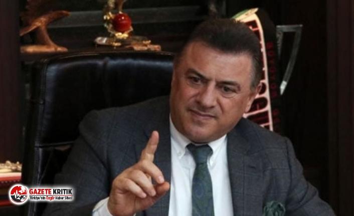 Rizespor Başkanı Kartal: Silahım olsa vururdum