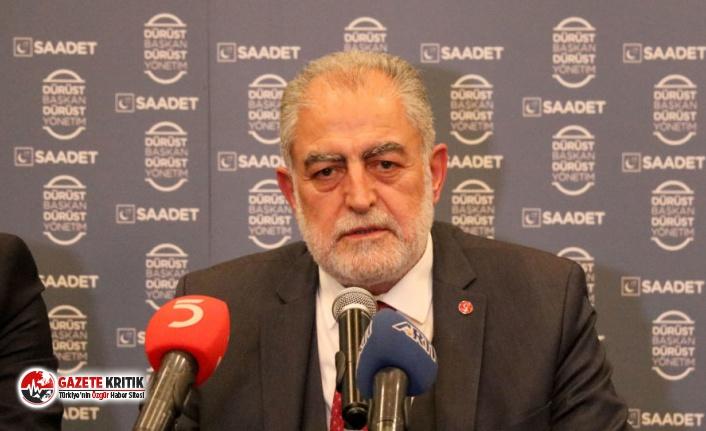 Saadet Partisi adayı Gökçınar: Türk siyasetinde bu kadar sadık, yerinde duran bir parti yok