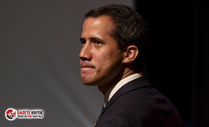 Venezuelalı muhalif lider Guaido: ABD'den askeri müdahale talebinde bulunmak da dahil olmak üzere tüm seçenekleri değerlendirebiliriz