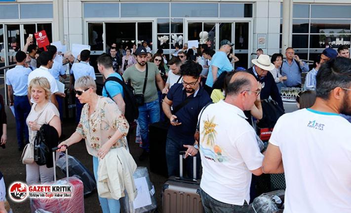 1 günde 85 bin 205 turist! Kentte tüm zamanların rekoru kırıldı