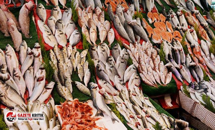 2018'de balık tüketimi arttı