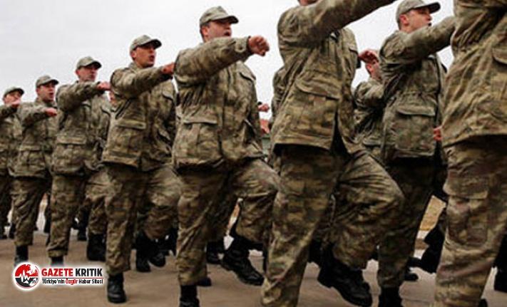 Askerlik Kanunu'nun yarın görüşülmesi bekleniyor