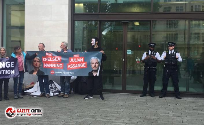 Assange'ın iade davası ertelendi