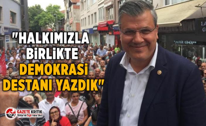 Ayhan Barut, İstanbul Tuzla'da  fark yarattı