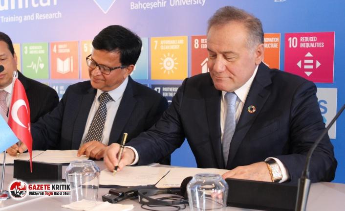 BM Eğitim ve Araştırma Enstitüsü İstanbul Ofisi açıldı