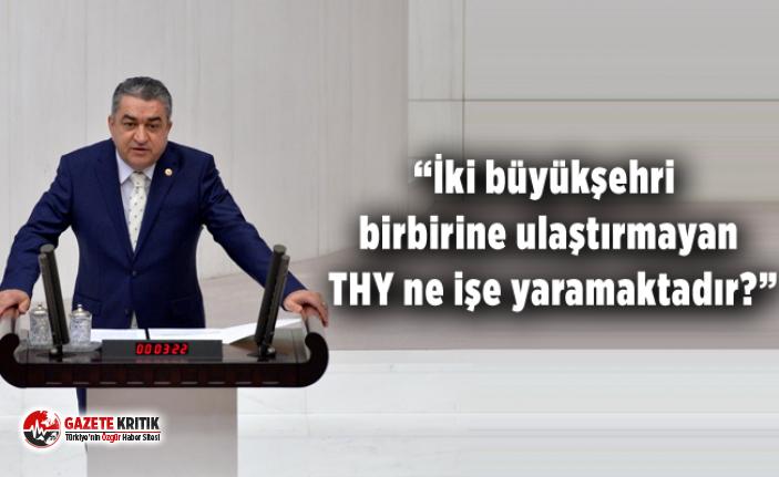 CHP'li Bedri Serter'den EBSO Başkanı Yorgancılar'ın 'Dönemiyoruz' isyanına destek