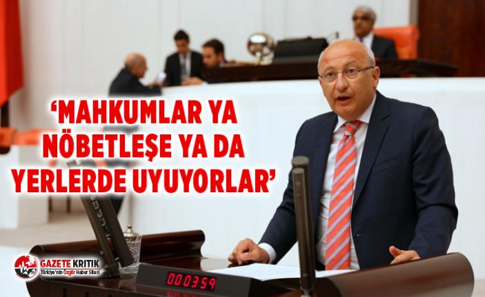 CHP Meclis'in cezaevlerindeki hak ihlallerinin araştırılmasını istedi, AKP reddetti