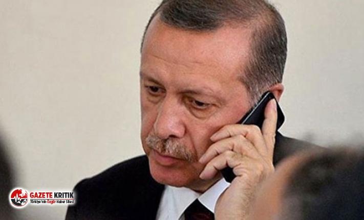 Erdoğan'dan CHP'li Arslan'ın eşi ve oğluna başsağlığı telefonu