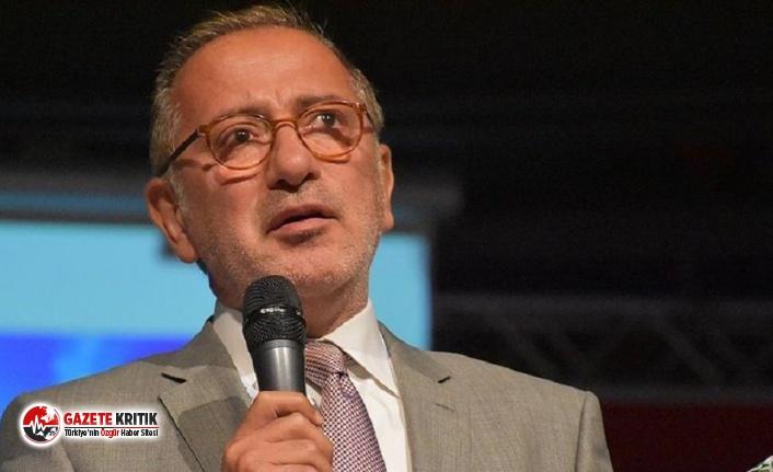 Fatih Altaylı: Bana sorarsanız AK Parti adayının ilk tercihi İsmail Küçükkaya değildi