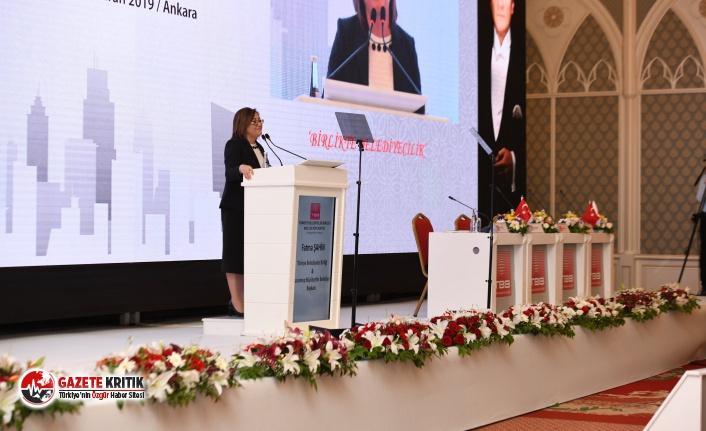 Fatma Şahin Yeniden TBB Başkanı Seçildi