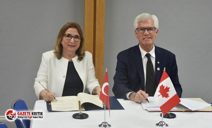 G20'de Türkiye-Kanada arasında ticari iş birliği