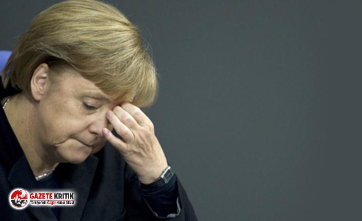 Halk harekete geçti! Merkel koltuğunu özleyebilir