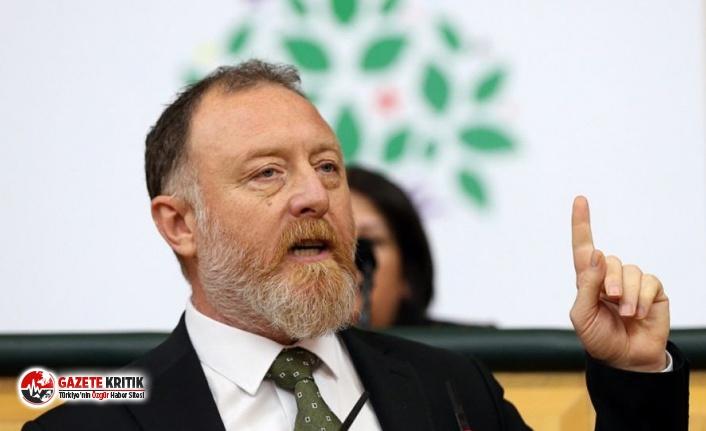 HDP Eş Başkanı Temelli'den Erdoğan ve Bahçeli'ye canlı yayın daveti: Yürekleri yetiyorsa biz de televizyona çıkalım