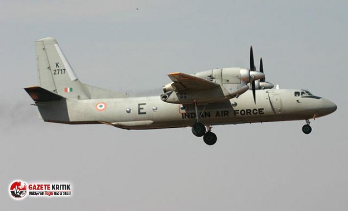 Hint askeri uçağını arama çalışması 4'üncü gününde