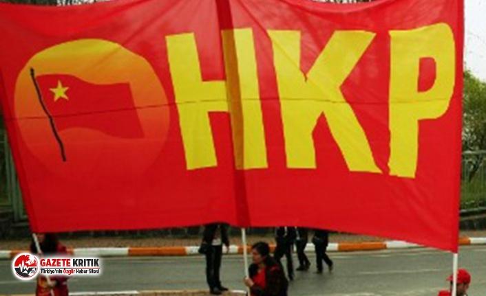HKP: Gebze'de fabrika yangınında yaşamını yitiren işçilerin katili Parababaları düzenidir!