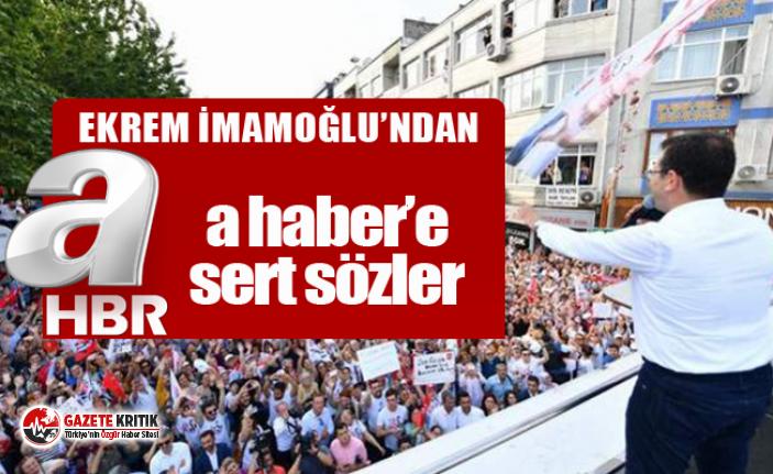 İmamoğlu'ndan hükümet medyasına isyan: Dedemin mezarına gittiler!