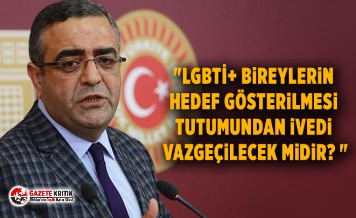 """""""LGBTİ+ bireylerin hedef gösterilmesi tutumundan ivedi vazgeçilecek midir?"""""""