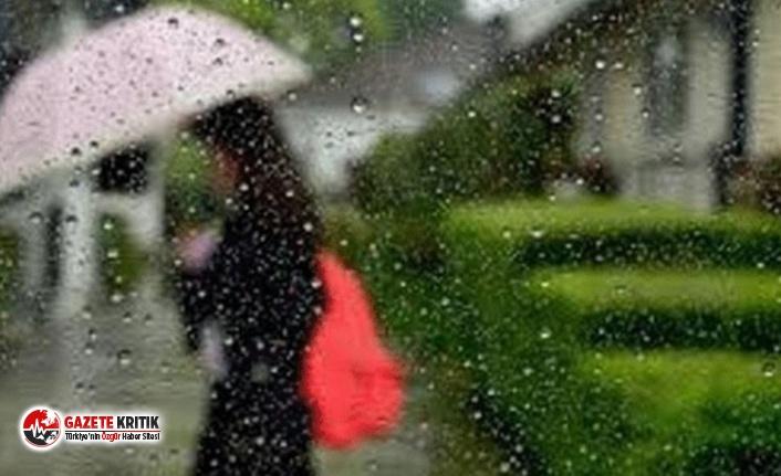 Meteoroloji'den uyarı geldi: İstanbul dahil bazı illerde yağış bekleniyor