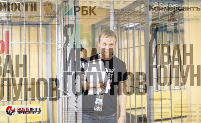 """Muhalif gazeteciye gözaltında işkence iddiası Rus basınını ayağa kaldırdı: """"Hepimiz Golunov'uz"""""""