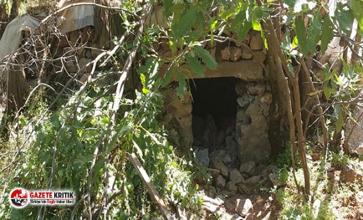 Pençe Harekâtı'nda 100 mağara ve sığınak imha edildi