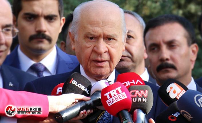 Taha Akyol: Binali Yıldırım'ın ifadelerine Bahçeli'nin tepki göstermemesi oy için