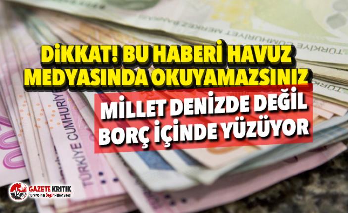 Türkiye'de batık krediler 110 milyar TL'ye ulaştı
