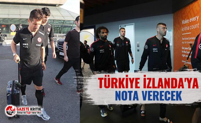 Türkiye İzlanda'ya nota verecek