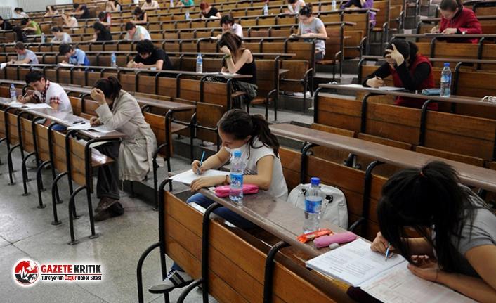 Üniversiteye giriş sınavında dikkati çeken sonuçlar: Girdikleri bölüme ilişkin sorularda sıfır net yapanlar var