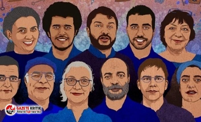 11 insan hakları savunucusunun yargılandığı Büyükada davasında savcı değişti, duruşma ertelendi