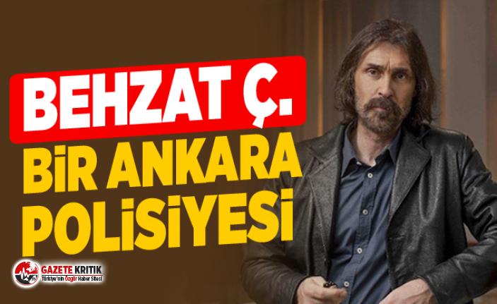 6 yıl aranın ardından dönüyor: Behzat Ç. Bir Ankara Polisiyesi