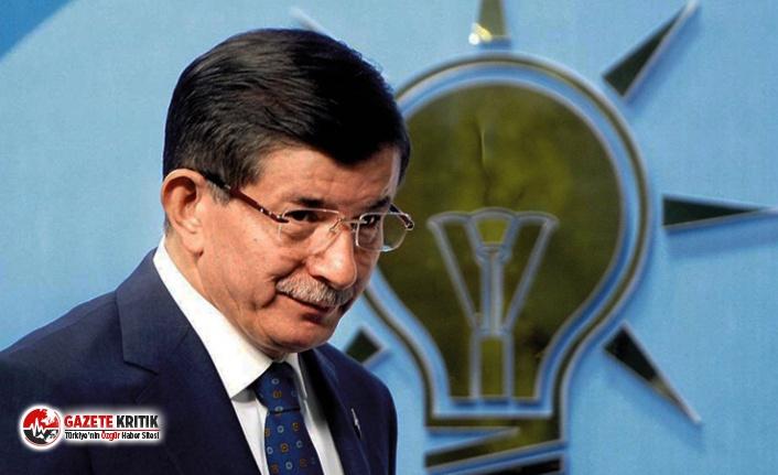Ahmet Davutoğlu Financial Times'a konuştu: AKP'de derin bir mutsuzluk var