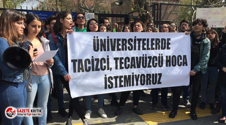 Ankara Üniversitesi'nden 'taciz önlemi': Öğrenciler tek başına sınava alınmayacak