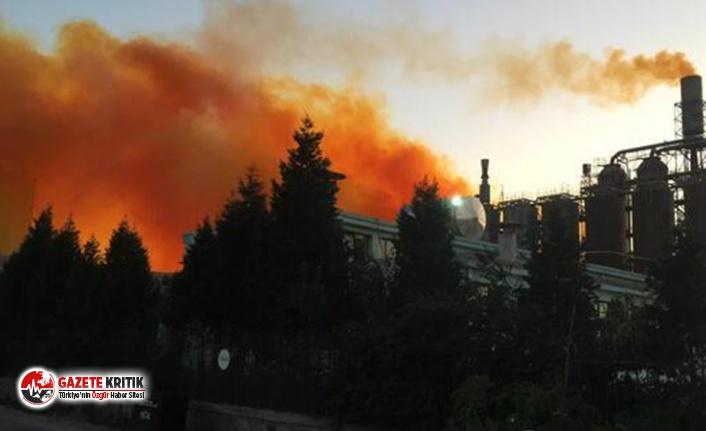 Azot fabrikasındaki patlamaya ilişkin Kütahya Valisi'nden açıklama