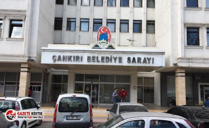 Belediye AKP'den MHP'ye geçince ortaya çıktı