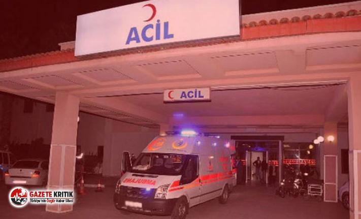 Beytüşşebap'ta üs bölgesi yolunda patlama: 1 işçi şehit, 2 yaralı