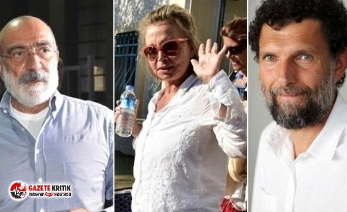 Cem Küçük: Ahmet Altan, Nazlı Ilıcak ve Osman Kavala'nın çektikleri ceza yeterli, tahliye edilmeliler